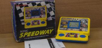 Sonic Speedway, simulatore di Formula 1