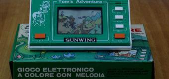 Tom 's Adventure