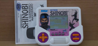 Shinobi, il guerriero mascherato
