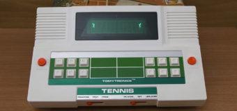 Tennis, simulatore sportivo